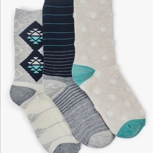 Womens Dot Multi Socks 🧦 Lucky 🍀 Brand